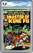 Special Marvel Edition 15 Cgc 9.0 1973 2141702003 1st App. Shang Chi