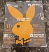 1995 Playboy Trading Cards Edition 2 Sealed Box Pack Chromium 90s Hefner Auto