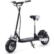 Say Yeah Say Yeah 49cc Gas Scooter Black
