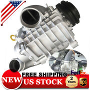 Universal Car Supercharger Turbocharger 2-3.5l For Cherokee Toyota Previa Buick