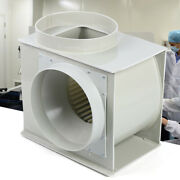 Ventilation Exhaust Machine Fan Blower Pp250 For Lab Fume Hood Chemical Cabinets