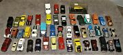 All Ford Lot Die Cast Cars- Matchbox, Hot Wheels, Maisto, Etc, 48 Pcs In Lot