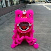 Classic Chinese Lion Dance Mascot Costume Cartoon For Kid Outfit Dress New Year