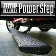 Amp Power Running Boards 2019-2021 Gmc Sierra 1500 + Plug And Play Kit