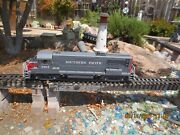 Aristo-craft Trains G Scale Ge U25-b Diesel Southern Pacific 3101 With Sound