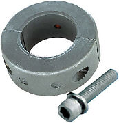 Martyr Anodes Magnesium Limited Clearance Shaft Anode W/ Allen Screw 1-1/4 Id