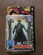2004 Toy Biz Spider-man 2 Doc Ock With Bendable Tentacles.