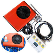 Car Air Conditioning System For Truck Rv 12 Volt Tractor Air Conditioner 960w