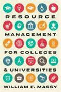 Resource Management For Colleges And Universities By William F. Massy 2020...