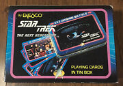 Star Trek The Next Generation Deck Of Playing Cards By Enesco In Sealed Box