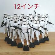Star Wars Bulk Sale 12 Inches Action Figure Stormtrooper 18-piece Set By Kenner