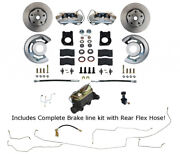 Mustang 1965-66 Manual C Onversion Kit With Compl