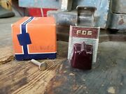 Nos 1930andrsquos 1940andrsquos 1950andrsquos Accessory Under Dash Fog Light Switch Cathedral Bomb