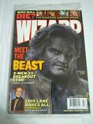 Wizard Guide To Comics Magazine 173 Beast Cover 1 New/sealed