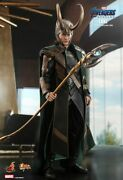 Hot Toys Mms579 Avengers Endgame Loki 1/6th Scale Collectible Action Figure