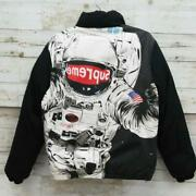 Supreme Astronaut Puffy Down Jacket Black Size S 100 Authentic Preowned Jp