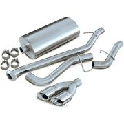 14250blk Corsa Exhaust System New For Chevy Avalanche Chevrolet 1500 2002-2006