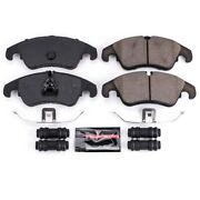 Z23-1322 Powerstop 2-wheel Set Brake Pad Sets Front New For Audi A4 Quattro A6