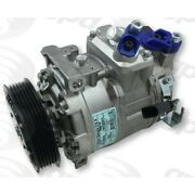 6512609 Gpd A/c Ac Compressor New For Vw With Clutch Volkswagen Beetle Jetta A4
