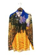 Louis Vuittonand039s 2019 Collection Wizard Of Oz Long-sleeved Shirt L Menand039s Silk