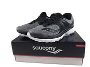Saucing Triumph Iso 3 Running Shoes Gray/black S10361-1 Women's Sz10 New In Box