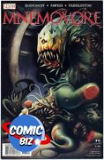 Mnemovore 6 2005 1st Printing Bagged And Boarded Dc Comics
