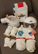 Cabbage Patch Kids Htf Young Astronaut Costume Doll Suit Outfit Costume Vintage
