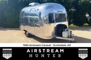 1969 Airstream Caravel - Cool Vintage Vibe And Road Ready