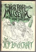 The Horror In The Museum By H. P. Lovecraft First Edition