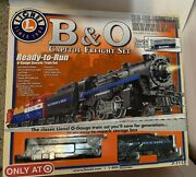 Lionel O-gauge Bando Capitol Freight Electric Train Diecast 7-11151 2009 Target