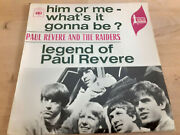 Paul Revere And The Raiders - Ep 7 45t - Him Or Me - Vg+