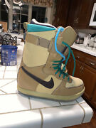 Nike Air Force Zoom Size 8 Dirty Livin Color Scheme