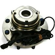 407.65002e Centric Wheel Hub Front Driver Or Passenger Side New For F450 Truck