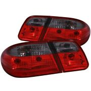 221207 Anzo Tail Lights Lamps Set Of 2 Driver And Passenger Side New Sedan Pair