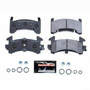Psa-154 Powerstop 2-wheel Set Brake Pad Sets Front Or Rear New For Chevy Olds
