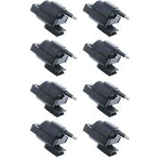 Set-wkp9201011-8 Walker Products Ignition Coils Set Of 8 New For Bronco Country