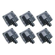 Set-wkp9201070-6 Walker Products Set Of 6 Ignition Coils New For 4 Runner Truck