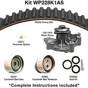 Wp228k1as Dayco Timing Belt Kit New For Mazda Protege 626 Protege5 Ford Probe