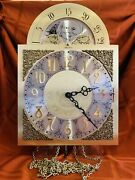 Grandfather Clock Movement - Complete - Working Condition - Seth Thomas .