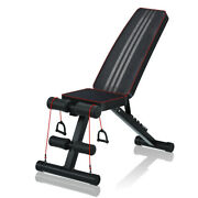Full Body Weight Bench Adjustable Utility Weight Benches Foldable Bench Press