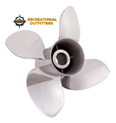 Solas Rubex Ns3 Stainless 14-1/2 X 15 Rh 9531-145-15 Boat Propeller