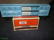 Lionel Trains 6-19559 6556 Girl's Set Add-on Mkt The Katy Stock Car Mib