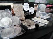 Silver Bullion Silver Coins And Gold. Everything Included