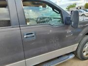 2009-2014 Ford F150 Passenger Front Door Electric W/o Molding Mounting Holes