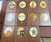 Time Life Book Series Bil Gilbert - The Old West/ The Trailblazers/the Cowboys