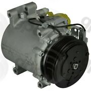 6513143 Gpd A/c Ac Compressor New With Clutch For Mitsubishi Lancer 2002-2006