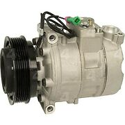 78313 4-seasons Four-seasons A/c Ac Compressor New For Vw With Clutch Passat A4