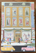 Anthropologie Advent Calendar 2020 Empty Box Only Christmas 24 Boxes Building