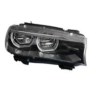 Bm2519170 New Replacement Led Passenger Side Head Lamp Lens And Housing