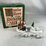 Department 56 Dickens Village Twelve Days Of Christmas 7 Swans A-swimming 58383